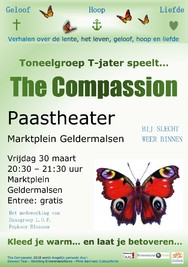 poster the compassion