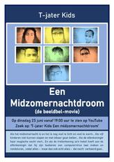 poster Midzomernachtdroom